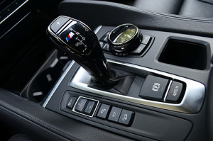 BMW combox retrofit control panel