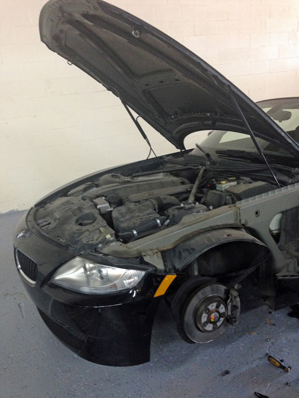 BMW Car Repair
