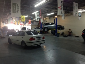 BMW Repair Shop in Richardson, TX