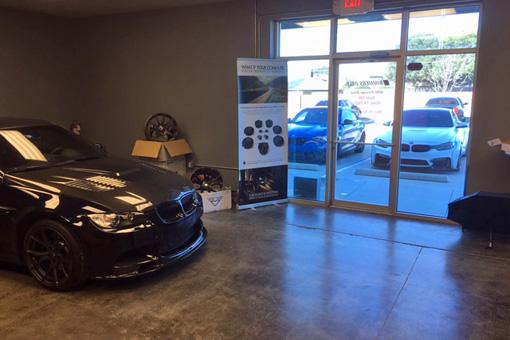 BMW Repair Shop in Plano TX