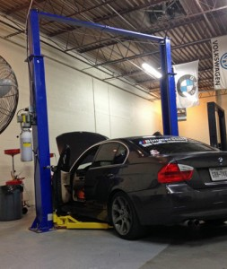bmw repair shop dallas tx