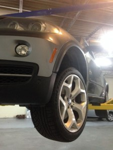 bmw suv repair