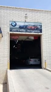 bmw repairs in dallas