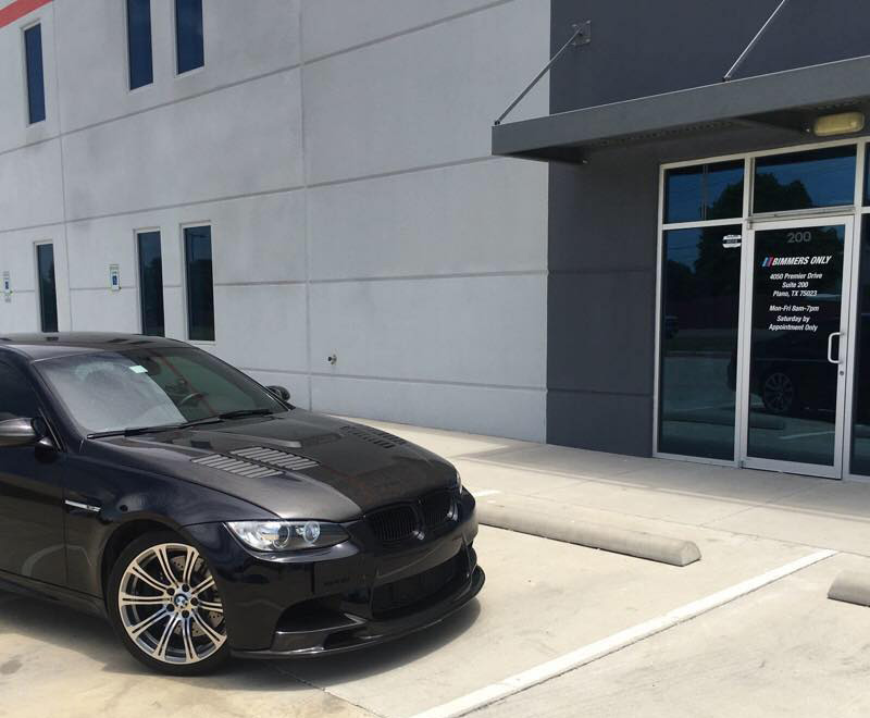 BMW Repair Plano, TX - Service, Maintenance - Bimmers Only