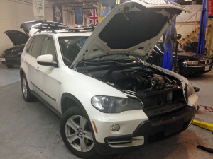 BMW SUV Repair in Carrollton Texas